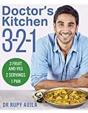 Doctor's Kitchen 3-2-1: 3 Fruit and Veg, 2 Servings, 1 Pan