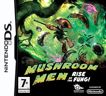 Amazon.com: Mushroom Men (NDS) (UK): Video Games