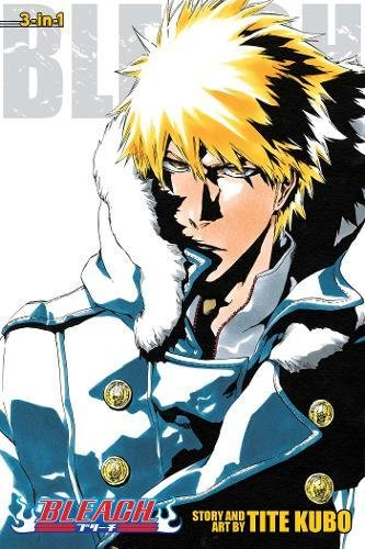 Read Online Bleach (3-in-1 Edition), Vol. 17: Includes vols. 49, 50 & 51 PDF
