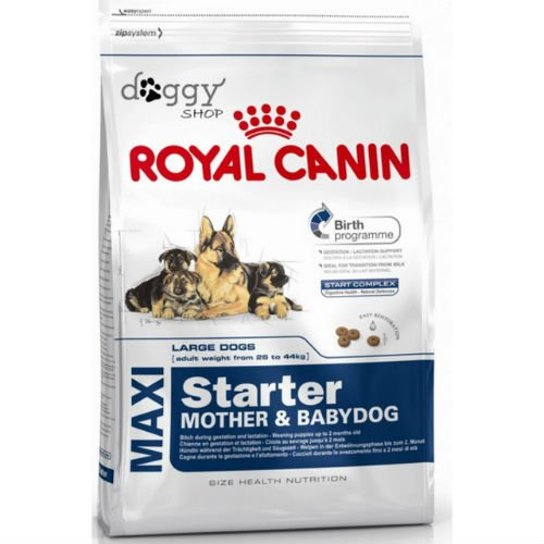 Royal Canin Maxi Starter Mother & Babydog Food 15kg