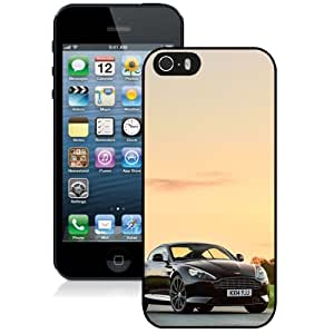 New Personalized Custom Designed For iPhone 5s Phone Case For 2015 Aston Martin Black Phone Case Cover