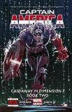 Captain America - Volume 2: Castaway in Dimension Z - Book 2 (Marvel Now) (Captain America (Hardcover))