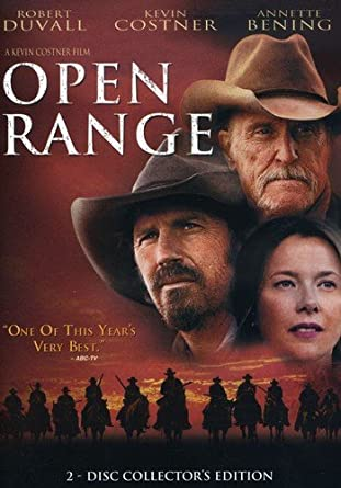 Amazon.com: Open Range: Robert Duvall, Kevin Costner, Annette ...