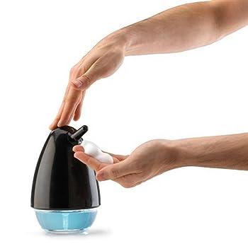 Umbra Birdie Foaming Soap Pump, Black