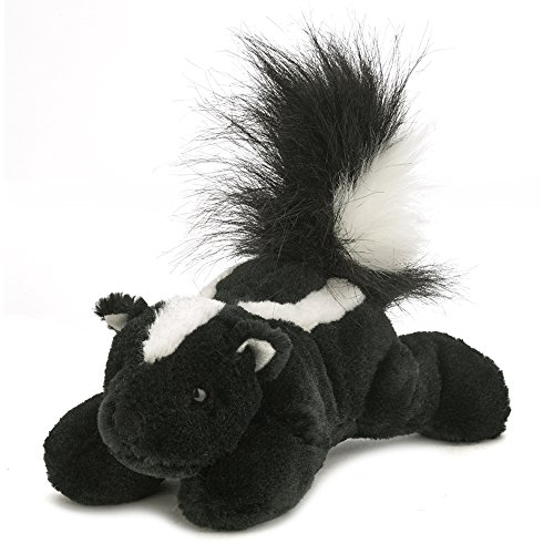 Bearington P.U. Spraymore Plush Stuffed Animal Skunk, (Stuffed Skunk)
