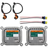 Goodeal 2 PCS Xenon HID Ballasts Igniter Set for Ford F-150 Flex Edge Explorer Mustang