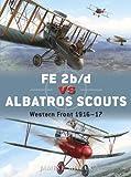 FE 2b/d vs Albatros Scouts, James Miller, 1780963254