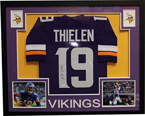 premium selection 8c88d 709cb Minnesota Vikings Autographed Jersey, Vikings Signed Jersey