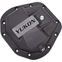 Yukon YHCC-D60 Black Hardcore Differential Cover (for Dana 50, Dana 60 & Dana 70)