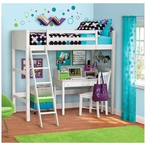Teen Loft Beds Amazon Com