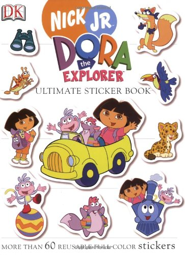 Dora the Explorer (Ultimate Sticker Books)