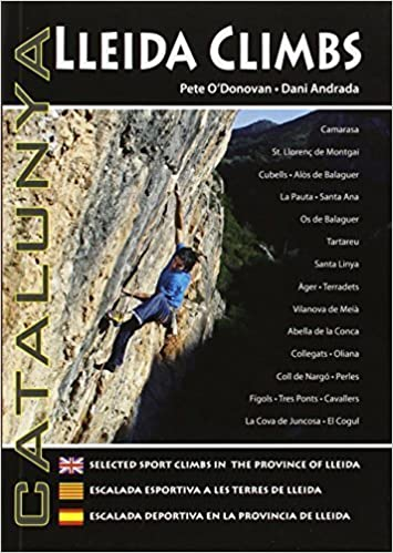 Lleida climbs - Catalunya: Selected sport climbs in the ...