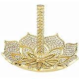 GOLD WINDSOR Crystal RING HOLDER by Olivia Riegel -