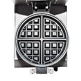 GorillaRock Belgian Waffle Maker | Commercial Flip
