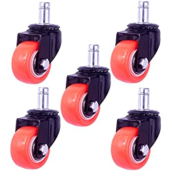Amazon Com 8t8 2 Quot Replacement Office Chair Caster Wheels
