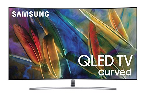 (Samsung Electronics QN65Q7C Curved 65-Inch 4K Ultra HD Smart QLED TV (2017 Model))