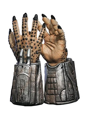 Rubie's Alien Vs. Predator Child Deluxe Latex Hands ()