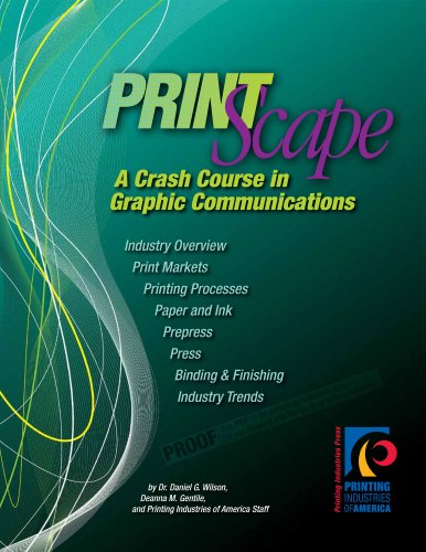 PrintScape: A Crash Course in Graphic Communications (Book and DVD)