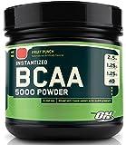 Optimum Nutrition BCAA 5000 mg Powder, Fruit Punch, 13.38 Ounce