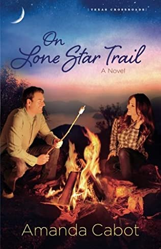 book cover of On Lone Star Trail