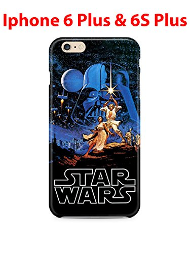 Star Wars the Force Awakens for Iphone 6 Plus / Iphone 6s Plus + (5.5in) Hard Case Cover (sw79)