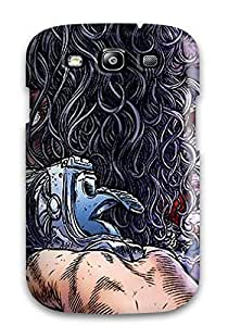 New Arrival Cover Case With Nice Design For Galaxy S3- Black Summer