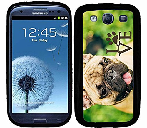 galaxy s3 case bulldog - 1