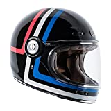TORC T1 Unisex-Adult Retro Full-face-Helmet-Style
