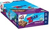 CLIF KID ZBAR - Organic Energy Bar - Chocolate Chip - Baked Whole Grain Energy Snack Bar (1.27 Ounce Snack Bar, 18 Count)