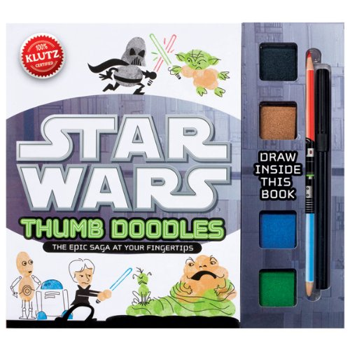 (Star Wars® Thumb Doodles by Klutz)