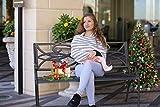 Nursing Cover for Breastfeeding – Soft, Stretchy