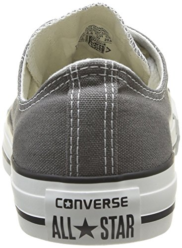 Converse Star Ox, Zapatillas de Deporte Unisex Adulto Gris (Anthracite)