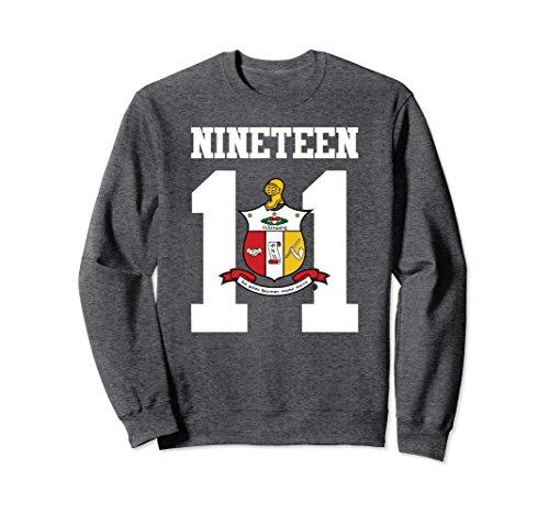 Unisex Kappa Alpha Psi Fraternity, Inc. Sweatshirt XL: Dark (Kappa Classic Sweatshirt)
