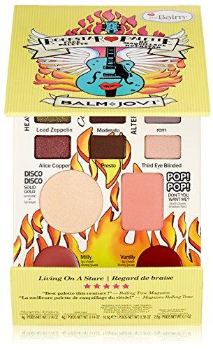 - theBalm Balm Jovi Rockstar Face Palette