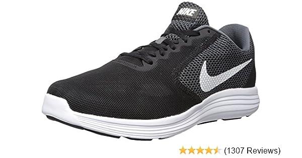 online retailer ecb5a 3b03f Amazon.com  Nike Mens Revolution 3 Running Shoe  Road Runnin