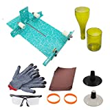 video maker wi - Glass Bottle Cutter, Stained Glass Cutting Tool Kit Glass Wine Jar Etching for DIY Birthday Wedding Decoration Holiday Gift Maker