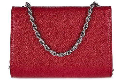 bandoulière pochette avec antibes femme sac Este rouge d XnFgBRp