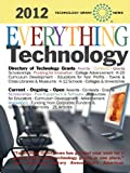 img - for Technology Grant News: Everything Technology [2012] - Awards, Contests, Grants, Scholarships book / textbook / text book