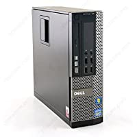 Dell Optiplex, Intel Quad Core i5-2400 3.1GHz Processor, New 8GB Memory, 500GB SATA, DVD, Windows 10, WIFI (Certified Refurbishd)