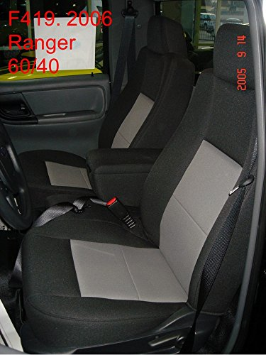 Swell Amazon Com Durafit Seat Covers F419 C1 V7 Ford Ranger Pabps2019 Chair Design Images Pabps2019Com