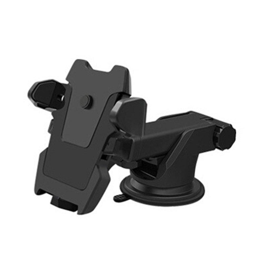 Noir Ventilation handyhalterung daorier voiture Support voiture Support voiture pour GPS /à 360 /°pour iPhone 7//7plus 6 Plus//6//5S//SE//5//4S//4 Galaxy Huawei etc