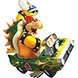 7 Inch Bowser Super Mario Kart Wii Bros Brothers Removable Wall Decal Sticker Art Nintendo 64 SNES Home Kids Room Decor Decoration - 7 by 7 1/2 inches