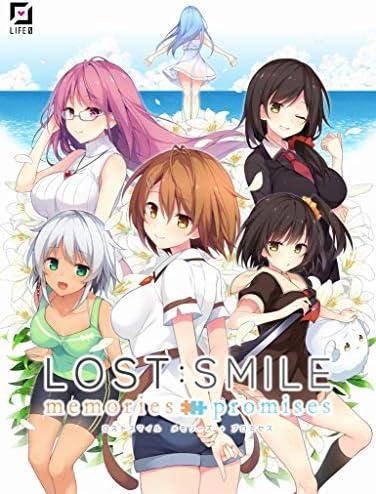 LOST:SMILE memories + promises 結李抱き枕カバー付き限定版