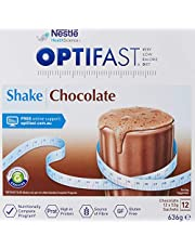 Optifast Very Low Calorie Diet Milk Shake, Chocolate, 636 grams, 12 Sachets