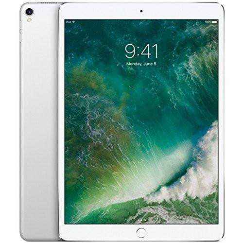 Apple iPad Pro 10.5″ (2017) 256GB, Wi-Fi – Silver (Certified Refurbished)