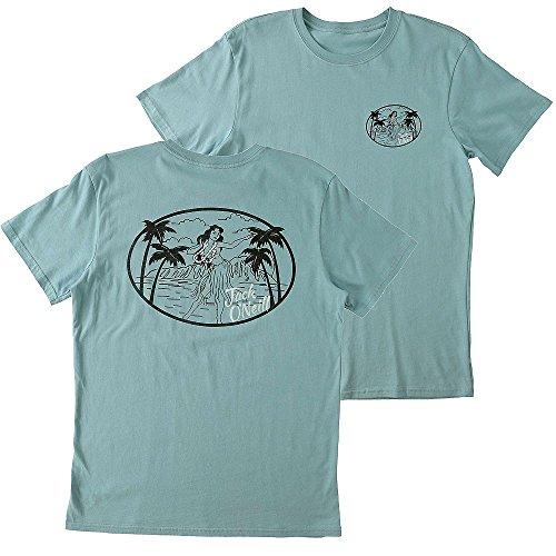 O'Neill Jack Post Card T-Shirt - Stone Blue - 2XL (Xxl Jack)