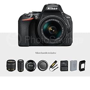 Nikon D5600 DSLR Camera Bundle from Photo Savings