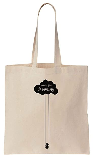 Finest Prints Never Stop Dreaming High Swings Tote Bag Bolsos de ...