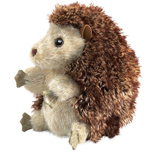 Hedgehog Hand PuppetFolkmanis