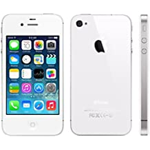 Apple iPhone 4S 8 GB Factory Unlocked, White (Certified Refurbished)